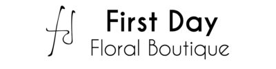 First Day Floral Boutique Logo